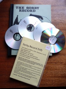 Sorby Record DVD